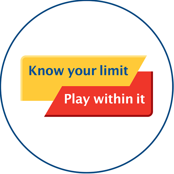 Know Your Limit, Play Within It logo