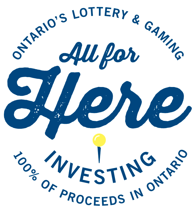 OLG All for Here logo