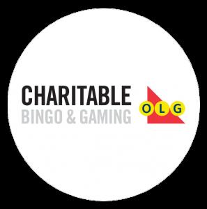 Charitable Bingo & Gaming logo