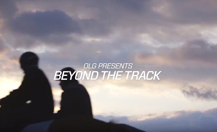 OLG beyond the track title
