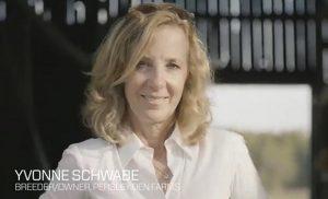 (Image) Yvonne Schwabe, Breeder, Owner, Persleyden Farms