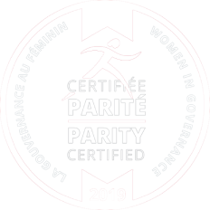 Parity Certified Woman in Governance